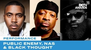Public Enemy Is Joined By Nas, Black Thought & More For Rendition Of Fight The Power (Video)
