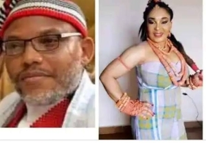 DID YOU KNOW? Mazi Nnamdi Kanu Younger Sister Is A Police Officer In Nigeria (See This)
