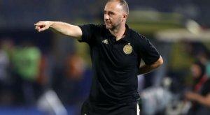 Algeria Coach Reveals Why His Team Beat Super Eagles