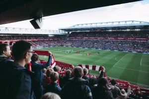 Liverpool Earn Second Win Of The Season In Front Of Home Fans