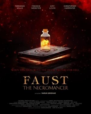 Faust the Necromancer (2020) (Movie)