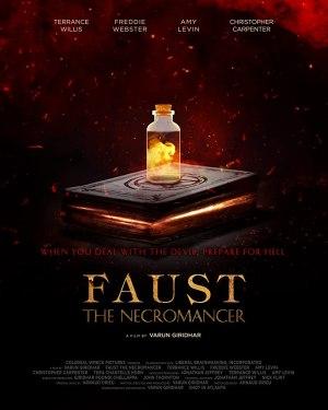 Faust the Necromancer (2020) (Movie)