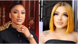 """""""I Wonder When She Will Learn"""" – Bobrisky Throws Subtle Shade At Former Bestie, Tonto Dikeh"""