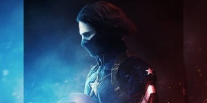 Falcon & The Winter Soldier Art Imagines Bucky as the New Captain America