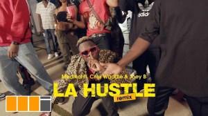 Medikal – La Hustle (Remix) Ft. Criss Waddle, Joey B (Video)