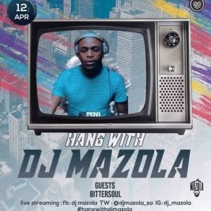 BitterSoul – Hang With Dj Mazola Mix (Season 1 Episode 7)