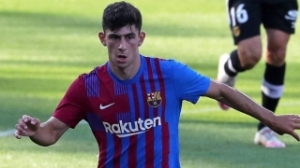 Gavi, Nico and Demir named in Barcelona Champions League squad