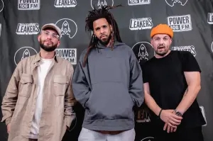 J. Cole  - L.A. Leakers Freestyle