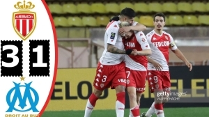 Monaco vs Marseille  3 - 1 (Ligue 1 Goals & Highlights 2021)