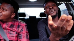 LaughPillsComedyd - The Careless Driver (TAXI DRIVER Episode 7) (Comedy Video)