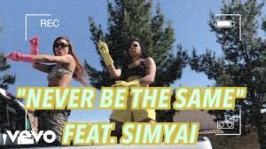 Serayah – Never Be The Same Ft. Simyai (Music Video)