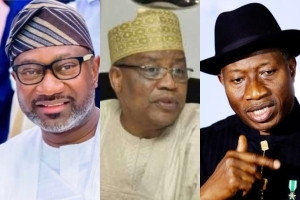 Otedola Narrates Narrates How IBB Told Jonathan To Sit On Yar'Adua's Chair