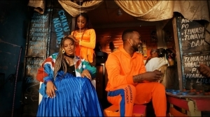 RJ The DJ Ft. Sho Madjozi & Marioo – Too Much (Video)