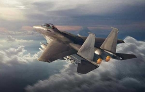 Fighter Jet Bombs Fishermen In Borno