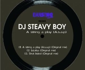 DJ Steavy Boy – Samson Power (Original Mix)