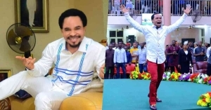 """All Of You Saying What You Don't Know About Me, I Will Settle You"" – Pastor Odumeje (Video)"
