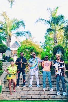 SKHANDAWORLD ft K.O, Zingah, Tellaman, Mariechan & Loki – Killa Combo