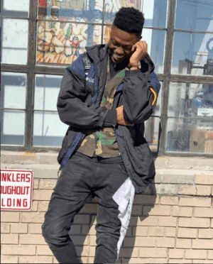 Rapper, Vector Reportedly Expecting Baby With His Girlfriend