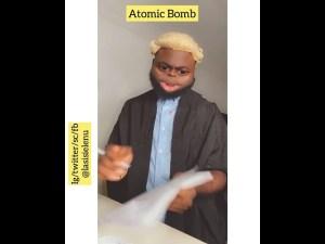 Lasisi Elenu - Yankee Lawyers  vs Atomic Bomb (Comedy Video)