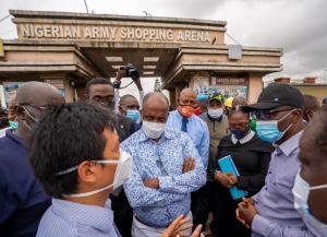 Lagos: Sanwo-Olu reacts to train accident at Oshodi