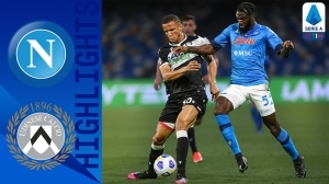 Napoli vs Udinese 5 - 1 (Serie A  Goals & Highlights 2021)