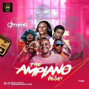 DJ Yomc – The Amapiano Mix