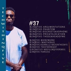 InQfive – Tech With InQfive 37 Mix