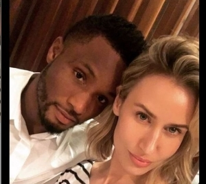 """""""At The End Of The Day, My Family Is All That Matters"""" – Mikel Obi Shows Off Beautiful Twin Daughters"""