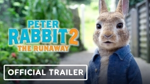 Peter Rabbit 2: The Runaway - Official Trailer (2021) James Corden, Margot Robbie, Rose Byrne