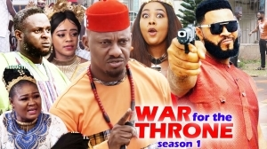War For The Throne (2021 Nollywood Movie)
