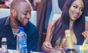 Davido's Fiancee, Chioma Recovers And Tests Negative For Coronavirus