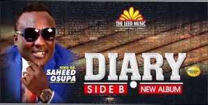Saheed Osupa – Diary Fuji Album (SIDE B)