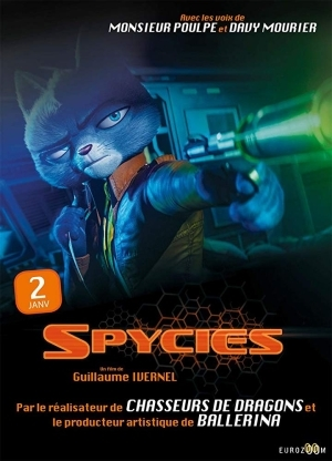 Spycies (2019) [Animation] [Movie]