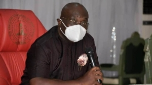 Buhari congratulates Ikpeazu at 57