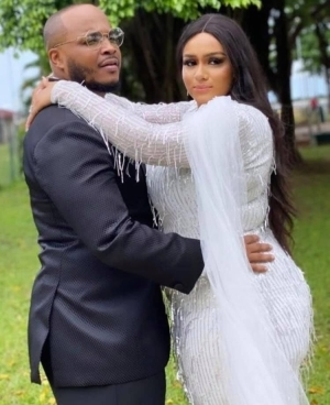 Davido's Cousin And Rapper, Sina Rambo Holds Court Wedding (Video/Photos)