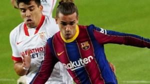 Barcelona striker Griezmann: I am really happy for Atletico Madrid