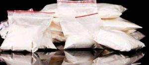 BUSTED!! Nigerian Man, Simon Chukwunwike Arrested For Cocaine Trafficking