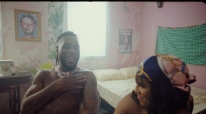 Burna Boy - Onyeka (Video)