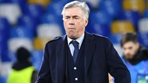Everton Manager Carlo Ancelotti Is Manager Of The Month