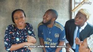 MC Lively - Bro BOUCHE Have Impregnate  Somebody (Comedy Video)