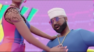 HarrySong Ft. Davido – Bum Bum Bum (Animation Video)