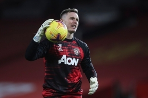 Manchester United Goalkeeper Dean Henderson Tests Positive For Covid-19