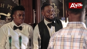 AY Comedian - (Call To Bar; Episode 2) (The Proposal) (Comedy Video)