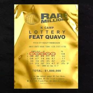 K CAMP Ft. Quavo – Lottery (Remix)