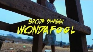 Brodashaggi - Wonda Fool (Burna Boy Cover) (Music Video)
