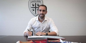 Diego Godín Is Now A New Cagliari Player
