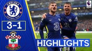 Chelsea vs Southampton 3 - 1 (Premier League 2021 Goals & Highlights)