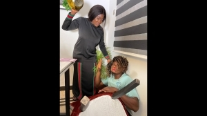 Zicsaloma - Mercy Johnson Fights With Head Teacher (Comedy Video)