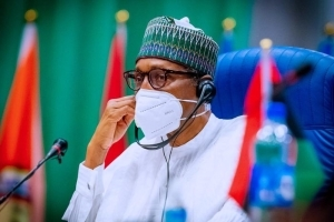 This Is A Huge Lose To The Nation At Whole – Buhari Reacts To Mukhtar Hussain's Death