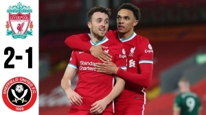 Liverpool vs Sheffield United  2 - 1   EPL All Goals And Highlights (24-10-2020)